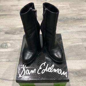 Sam Edelman Reyes black bootie- 7